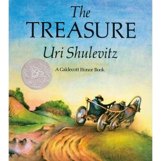 美国进口 1999年凯迪克银奖作品 The Treasure 宝藏 【平装】(特价)